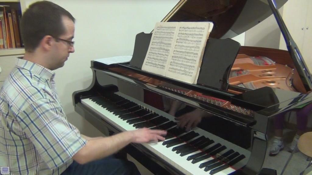 Video: Impromptu nº2_F.Schubert