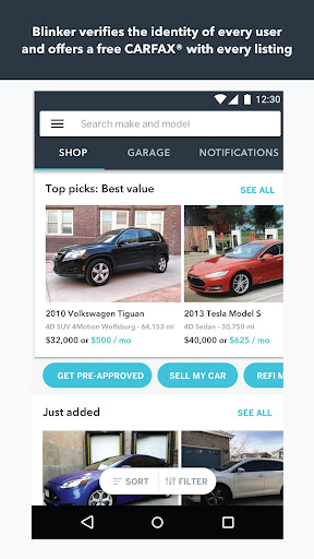 Blinker: Buy and Sell Cars  screenshots 4