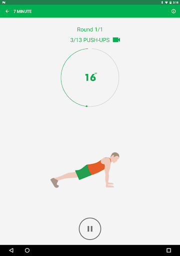 7 Minute Workout 1.363.110 screenshots 13