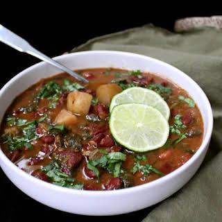 Potato Onion Kidney Beans Recipes.