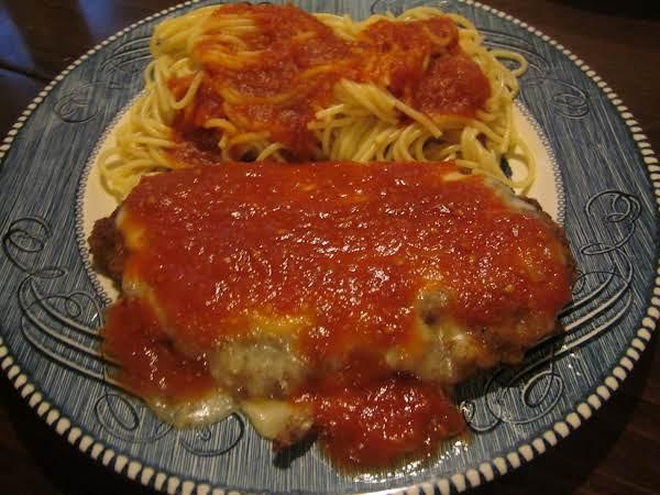 Best Beef Parmigiana Recipe