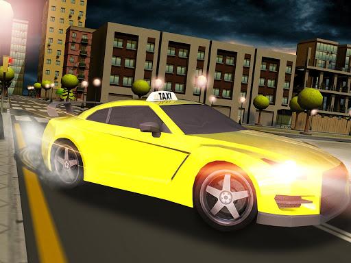 Real Taxi parking 3d Simulator  screenshots 7