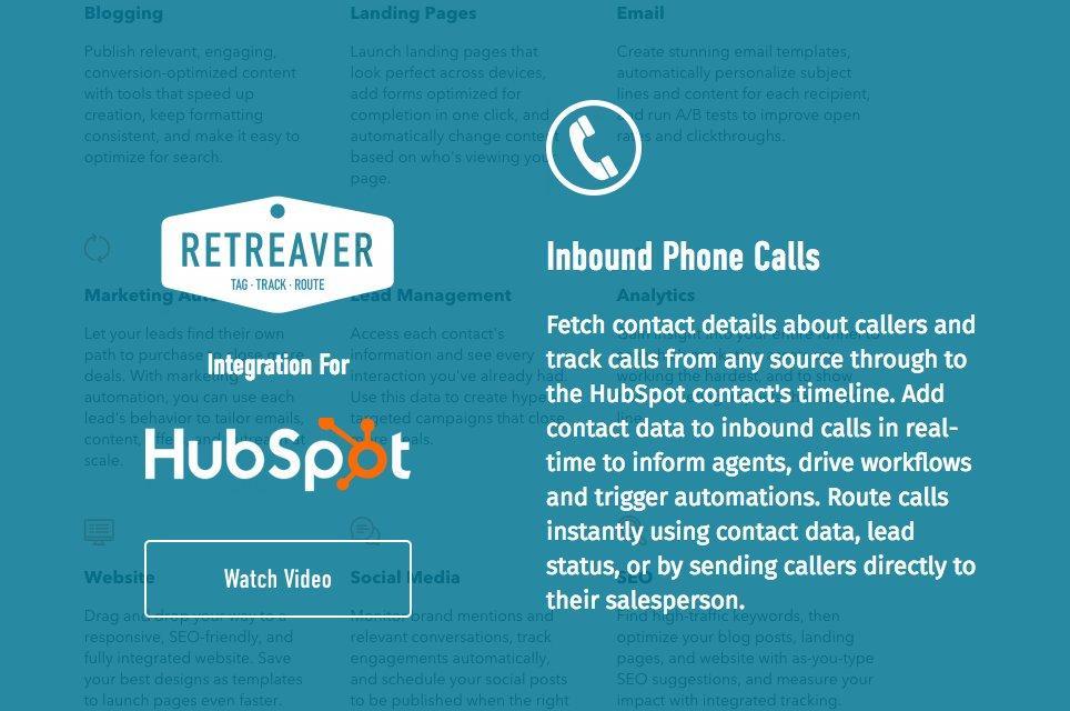 Retreaver Inbound Call Tracking - Call Intelligence Reviews