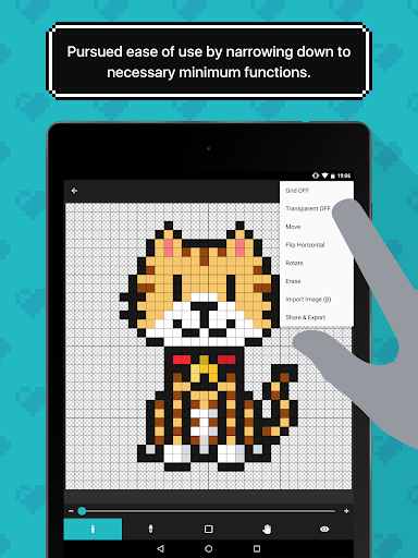 8bit Painter - Pixel Art Drawing App 1.13.5 screenshots 8