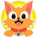 Hashcat - Cat's social network icon