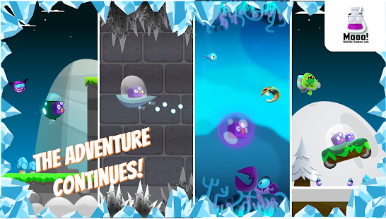 Mayamon 2: Winter Adventure Screenshot