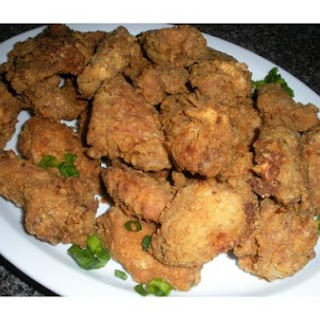 Herbed Fried Chicken