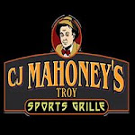 Logo for CJ Mahoney's Troy