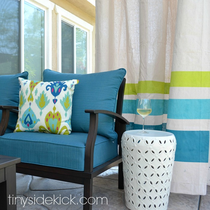 Tiny Sidekick via Porch