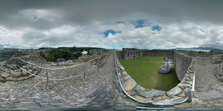 Photo: Wales - Isle of Anglesey - Beaumaris Castle