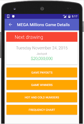 Results for Illinois Lottery 5.1 screenshots 3