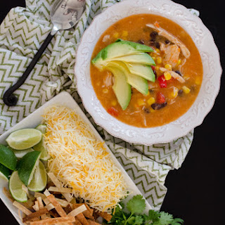 Chicken Tortilla Soup Without Tomato Recipes