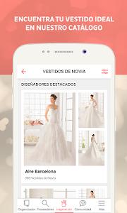 Matrimonios.cl screenshot 4