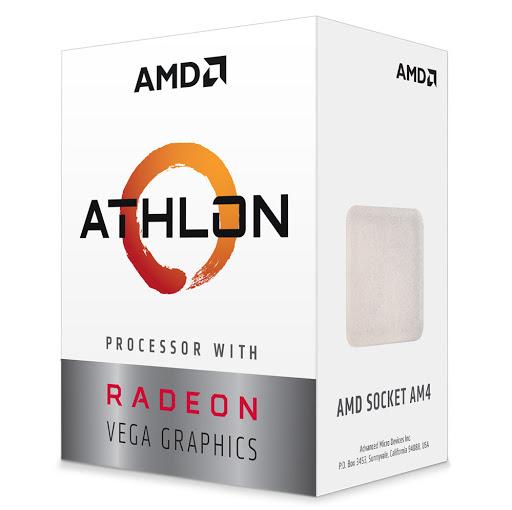 Bộ vi xử lý/ CPU AMD Athlon 220GE (3.4GHz)