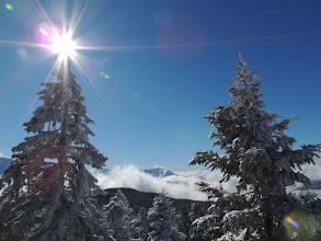 Photo: Paysage de Chamrousse en hiver