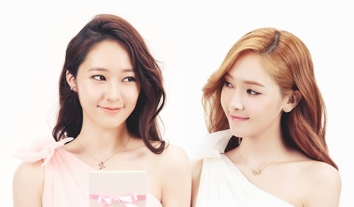 Jessica And Krystal Jung Spotted Shooting Their Latest