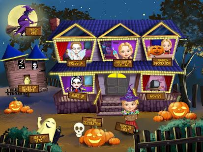 Sweet Baby Girl Halloween Fun 8