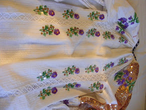 Photo: Nalopanac Sűrűn flitterezett női ing