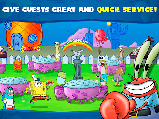 SpongeBob: Krusty Cook-Off 1.0.21 Screenshots 11