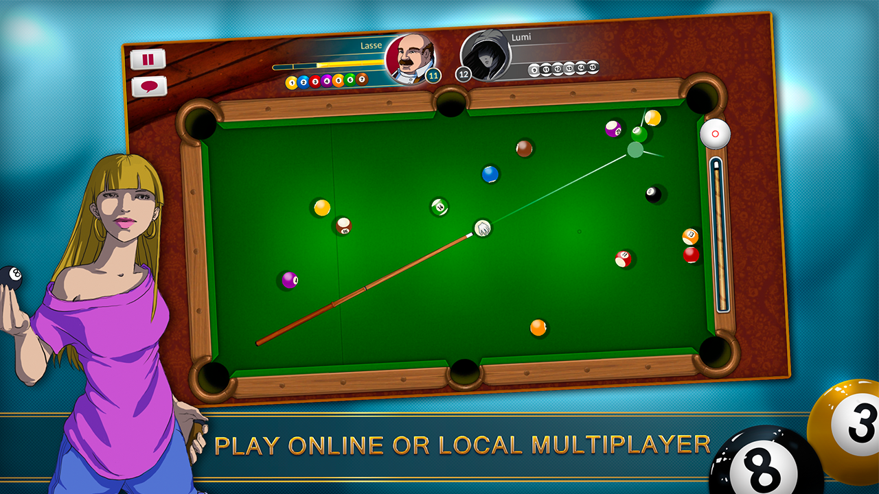 Premium Pool- screenshot