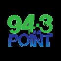 94.3 The Point (WJLK)