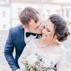 Wedding photographer Anastasiya Andreeva (AndreevaNastis). Photo of 07.11.2018