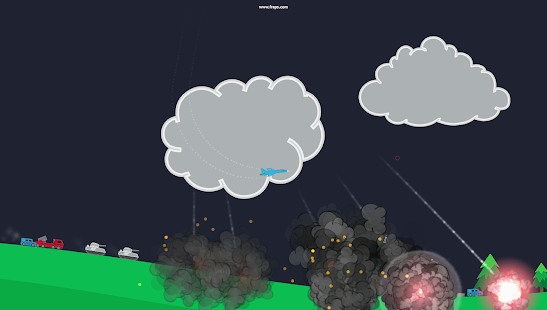Atomic Fighter Bomber Pro Screenshot