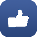 Likulator - likes counter for Facebook icon