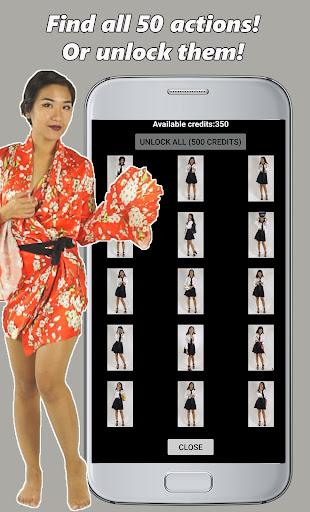 Pocket Girl Asian - Virtual Girl Simulator for PC