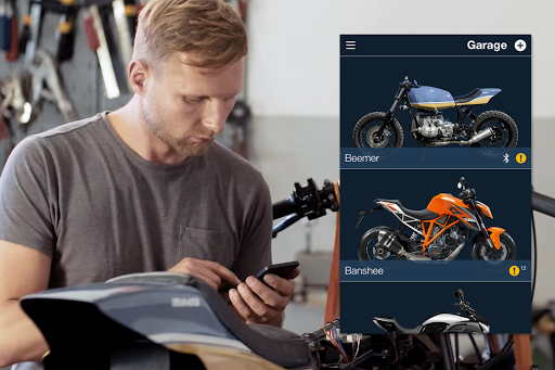m.ride - your motorcycle app