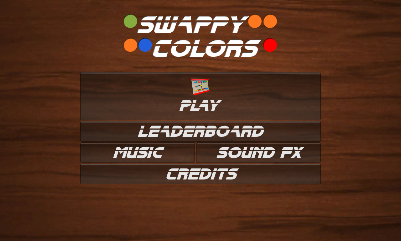Swappy Colors- screenshot