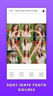 Body Shape - Photo Collage - náhled