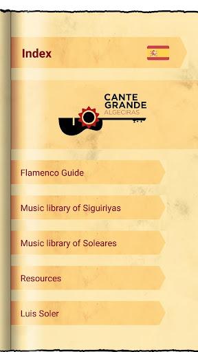 Flamenco Cante Grande