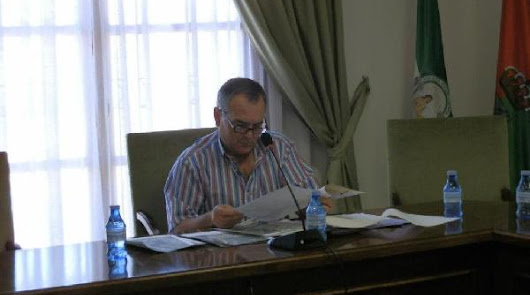 El alcalde de Arboleas reniega del PA y abre la puerta a Ciudadanos y PSOE