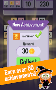 Word Witch: Halloween Word Fun- screenshot thumbnail