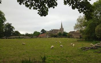 Photo: Lacock church