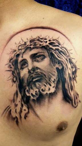 f6fd01f02 Jesus Tattoo Designs by LynxApp (Google Play, United States ...