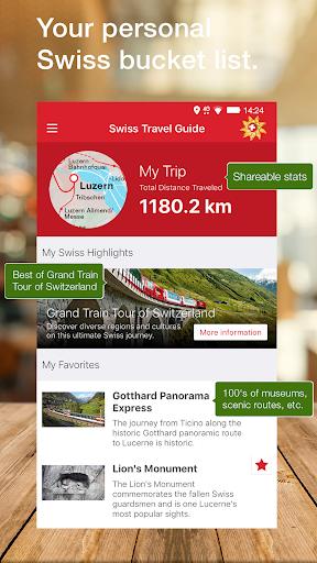 Swiss Travel Guide 1.2.6 Paidproapk.com 3