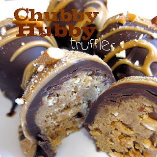 Chubby Hubby Buckeye Truffles Recipe