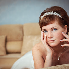 Wedding photographer Valeriy Baev (Baev). Photo of 18.04.2014