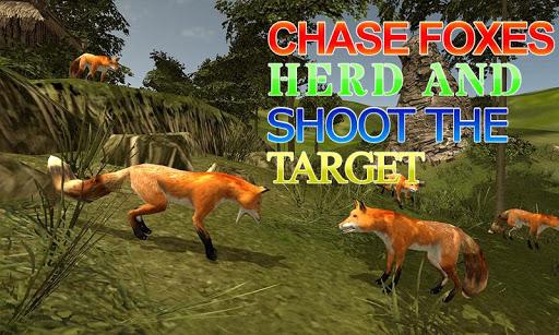 화가 여우 사냥꾼 시뮬레이터