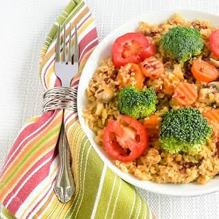 One Pot Veggie Quinoa.
