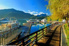 Taiwan Tour Holiday Vacation - Sun Moon Lake