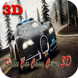 Police Car Chase Crime 3D screenshot