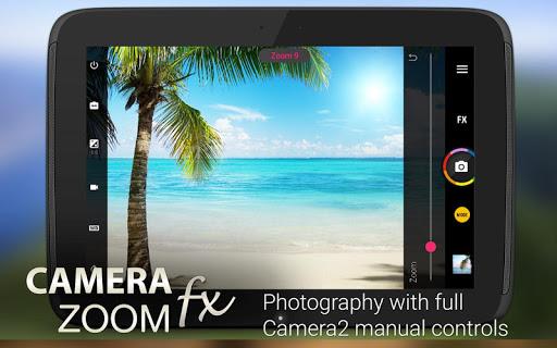 Camera ZOOM FX Premium  screenshots 9