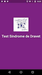 Test Dravet: miniatura de captura de pantalla