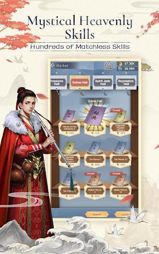 Immortal Taoists-Idle Game of Immortal Cultivation 1.3.4 screenshots 3