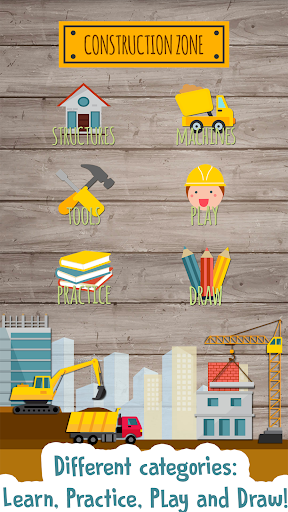 Kids Construction Game: Preschool  screenshots 1