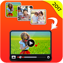 Photo to Movie Maker with Song icon