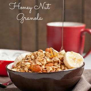 Slow Cooker Honey Nut Granola